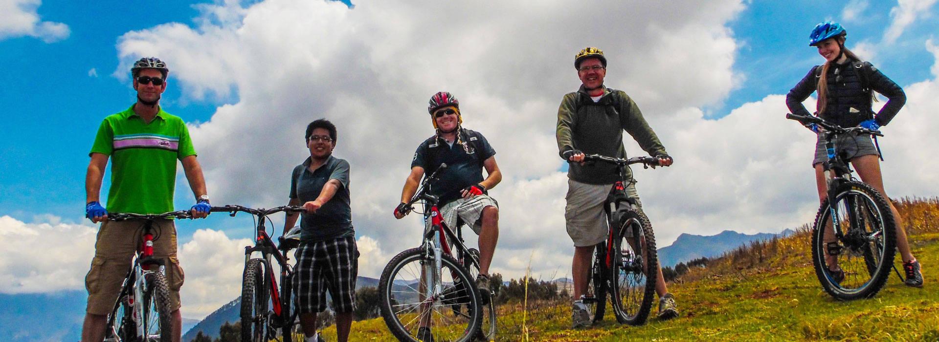 Ciclismo Cusco – Maras, Moray y Salineras