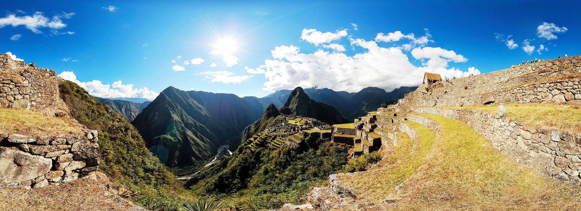 Machu Picchu 2D/1N