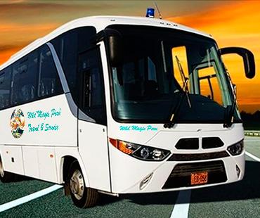 Transporte de Personal y Ejecutivo